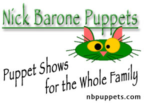 Nick Barone Puppets